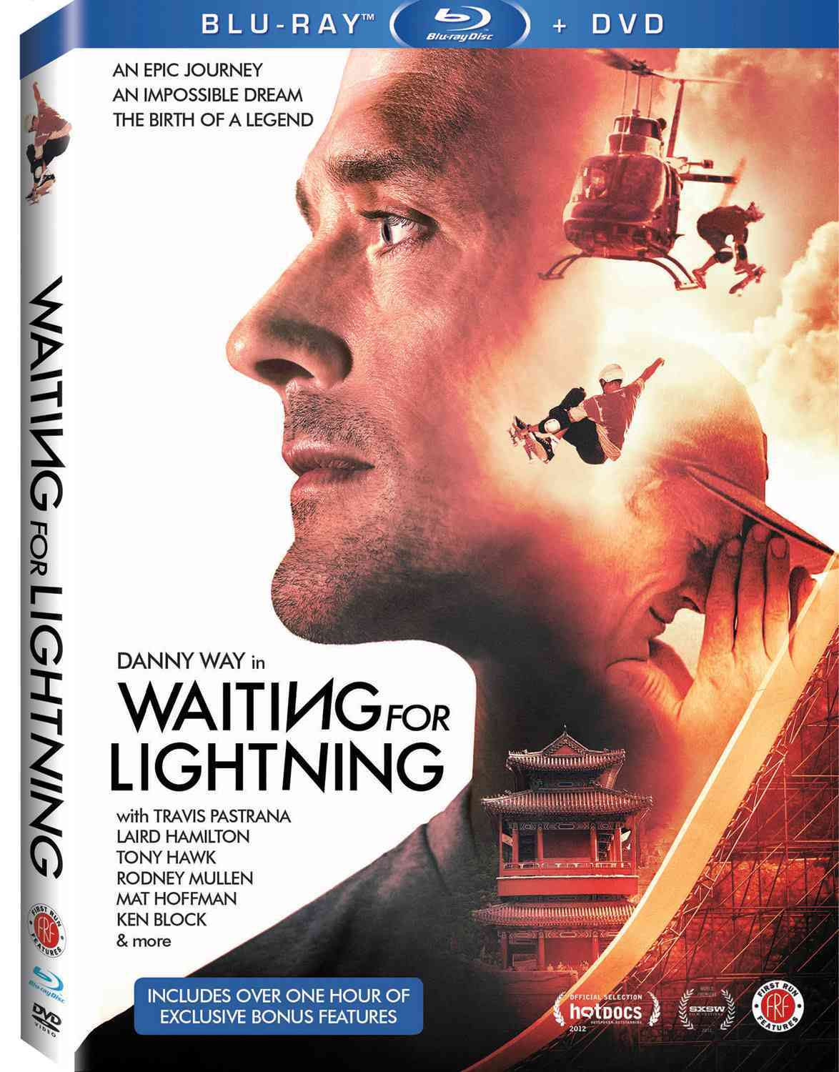WAITING FOR LIGHTNING BY WAY,DANNY (Blu-Ray)