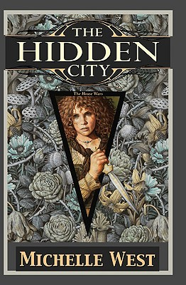The Hidden City By West, Michelle